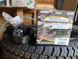 Day star Lift/leveling kit 2inch for ram 1500 and more