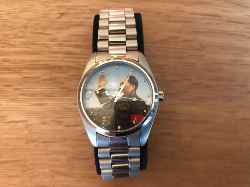Chairman Mao Zedong Wrist Watch