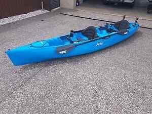 Hobie Odyssey 2 Person Kayak Wellington Point Redland Area Preview