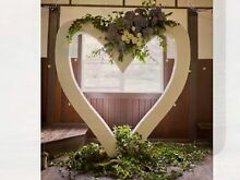 Wedding arch for HIRE only Rochester Campaspe Area Preview
