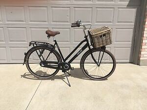 Sparta Pick up - Dutch made Bicycle