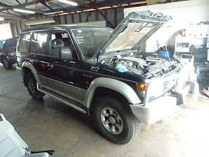 WRECKING / DISMANTLING 1993 MITSUBISHI PAJERO V6 3.5L AUTO North St Marys Penrith Area Preview