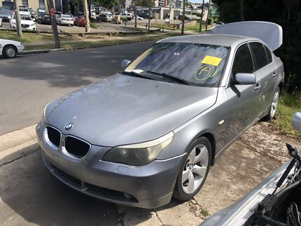 BMW E60 530i automatic 2004 now wrecking Northmead Parramatta Area Preview