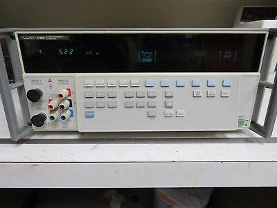 Fluke 5790a Automated Ac Measurement Standard Calibrator Option 3 Wideband Ng41