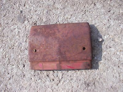 International 340 Tractor Original Ih Dash Cover Panel
