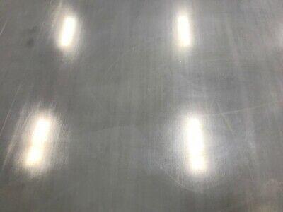 18 .125 Hot Rolled Steel Sheet Plate 8x 10 Flat Bar A36