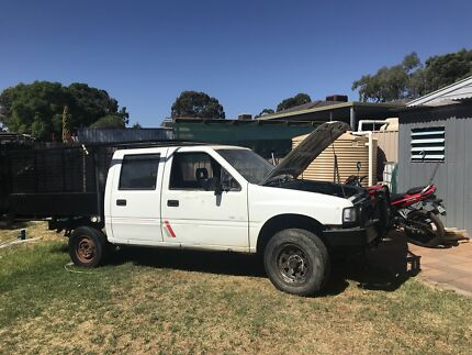 Holden Rodeo 4x4 Diesel 2.3lt 4cly