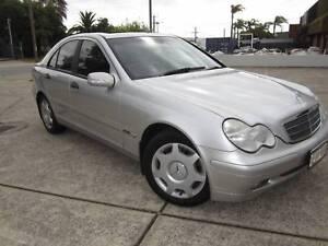 2004 MERCEDES C200 CLASSIC SEDAN