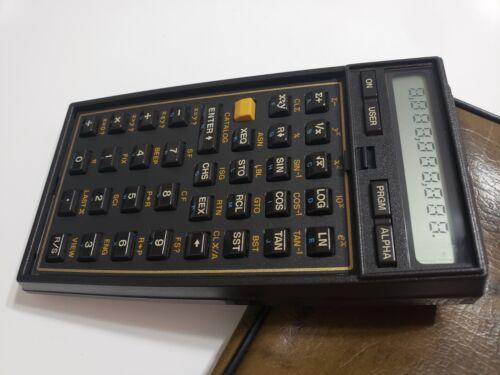 HP 41CX Hewlett Packard Calculator in Excellent Condition.