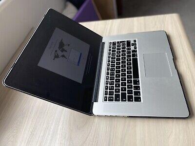 "Apple MacBook Pro A1398 15.4"" - (Mid 2015 - i7 2.5GHz QuadCore, 16gb RAM, 512gb)"