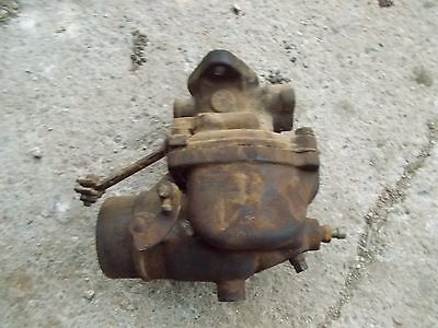 Farmall 400 Sm Mta Smta Tractor Original Ih Working Carburetor Assembly