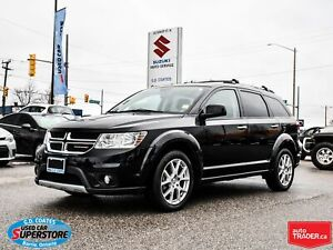 2016 Dodge Journey R/T AWD ~7 Passenger ~Heated Seats + Wheel