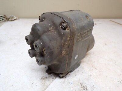 Old Tractor Magneto 4 Cyl. Fairbanks Morse Fm Lot L