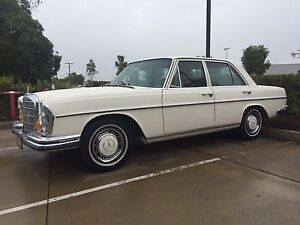 Mercedes 280SE 1970  Start your affair with Classics Cars today Norman Park Brisbane South East Preview