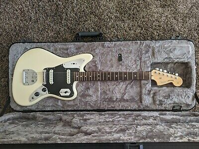 Fender American Professional Jaguar - Olympic White - Immaculate