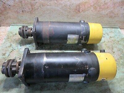 Fanuc Dc Servo Motor A06b-0652-b212 0006 2500m 338755 Takisawa Mac-v2 Warranty