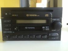 Head Unit for Toyota Corolla 2001. $30 Cheltenham Kingston Area Preview