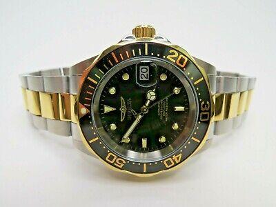 Invicta Men's Automatic Watch Pro Diver 40mm Black Two Tone 8927