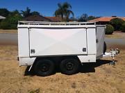 8x5 Tradesman trailer dual axle tandem  Perth Perth City Area Preview