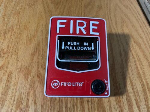 Fire-Lite BG-12 Fire Alarm Pull Station Honeywell Notifier