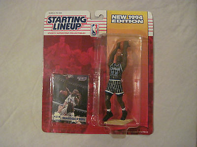 1994 Starting Lineup Basketball Shaquille Oneal Magic Sealed   41
