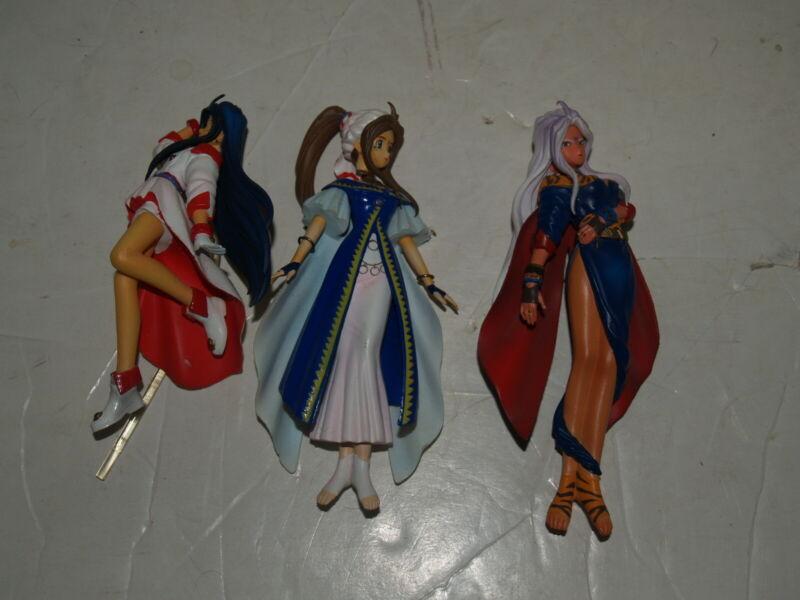 Anime megami - Skuld, Belldandy,& Urd-Ah Megamisama My Goddess-Parts repair