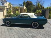 1965 Ford Mustang GT Convertible Canning Vale Canning Area Preview