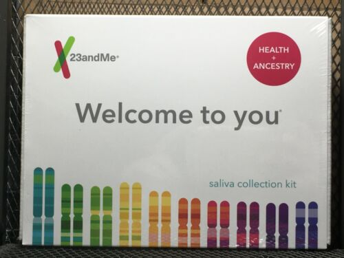 23andMe DNA Test - Health and Ancestry Service  LAB FEES INCLUDED, No Extra Cost