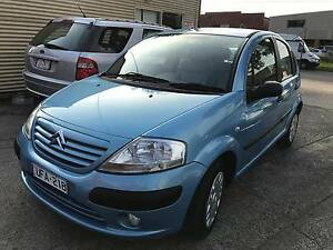 2005 Citroen C3 Hatchback WITH RWC.