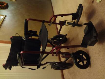 Auscare wheelchair Griffith South Canberra Preview