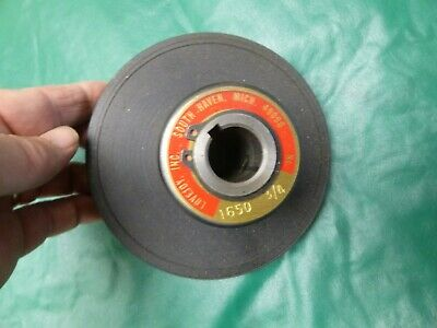 New Old Stock--lovejoy 1650 34 Bore Variable Speed Pulley-belt Pulley 1