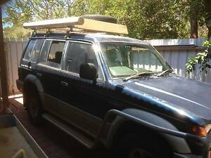 1996 Mitsubishi Pajero Wagon Broome Broome City Preview