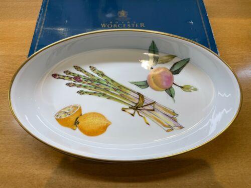 Royal+Worcester+Pottery+Evesham+Gold+Sole+Oven+Casserole+Dish+Size+4+BNIB