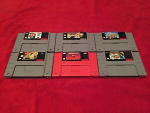 SNES Games & Accessories