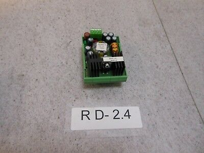 Control Card Tagged 203a Powersupply 12 Volt With Base From Phoenix