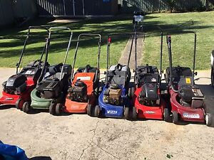 Lawnmowers Revesby Bankstown Area Preview
