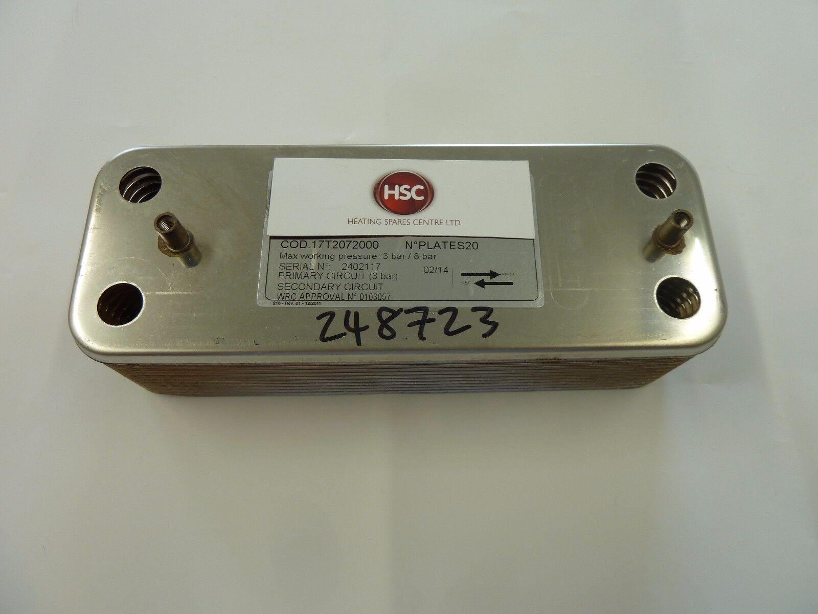 Baxi DUTEC 24 28 33 40 il gaz valve 5119647