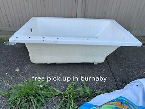 bath tub pick up only free