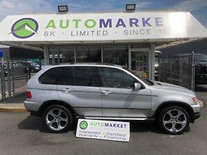 2003 BMW X5 4.4i NAVI! SUNROOF! LOADED!