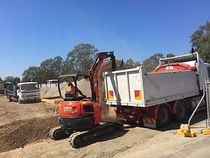 Excavations soil removals (everything) Campbelltown Campbelltown Area Preview
