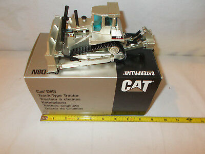 Caterpillar D8N Dozer Silver Edition By NZG 1/50th Scale for sale  Dyersville