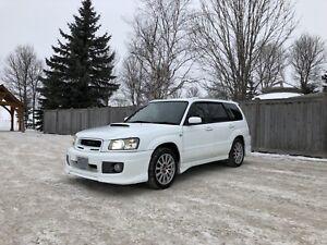 2002 Subaru Forester XT Cross Sport, JDM, RHD