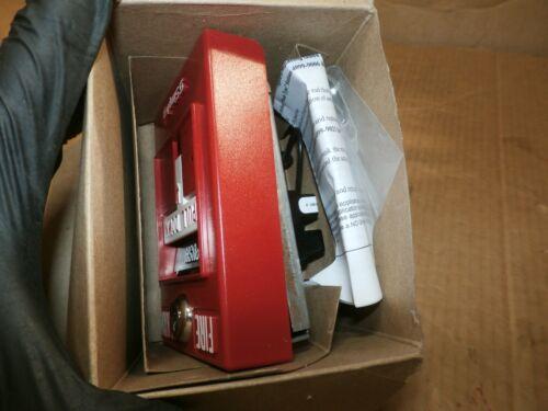 NEW SIMPLEX 4099-9006 MANUAL FIRE ALARM PULL STATION W/KEY & LED