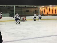 Hockey in Calgary