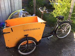 Cargo bike Brunswick West Moreland Area Preview