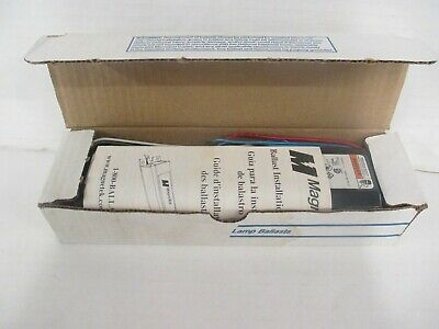Magnetek General Electric B232i120rh Electric Ballasts 2 Lamp Instant Start