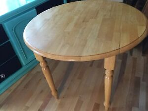 Assorted dining tables
