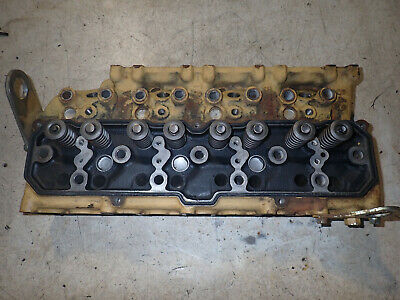 Caterpillar Cat 3044c Diesel Engine Cylinder Head 239-8493 314-6655 C3.4