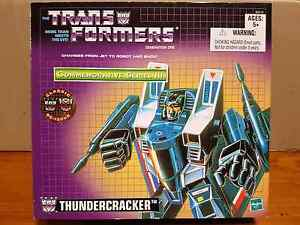 G1 Transformers Thundercracker Commemorative Huntingdale Gosnells Area Preview