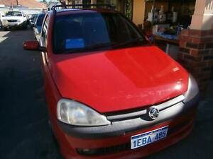 HOLDEN BARINA***FREE 12 MONTHS WARRANTY*** Bayswater Bayswater Area Preview